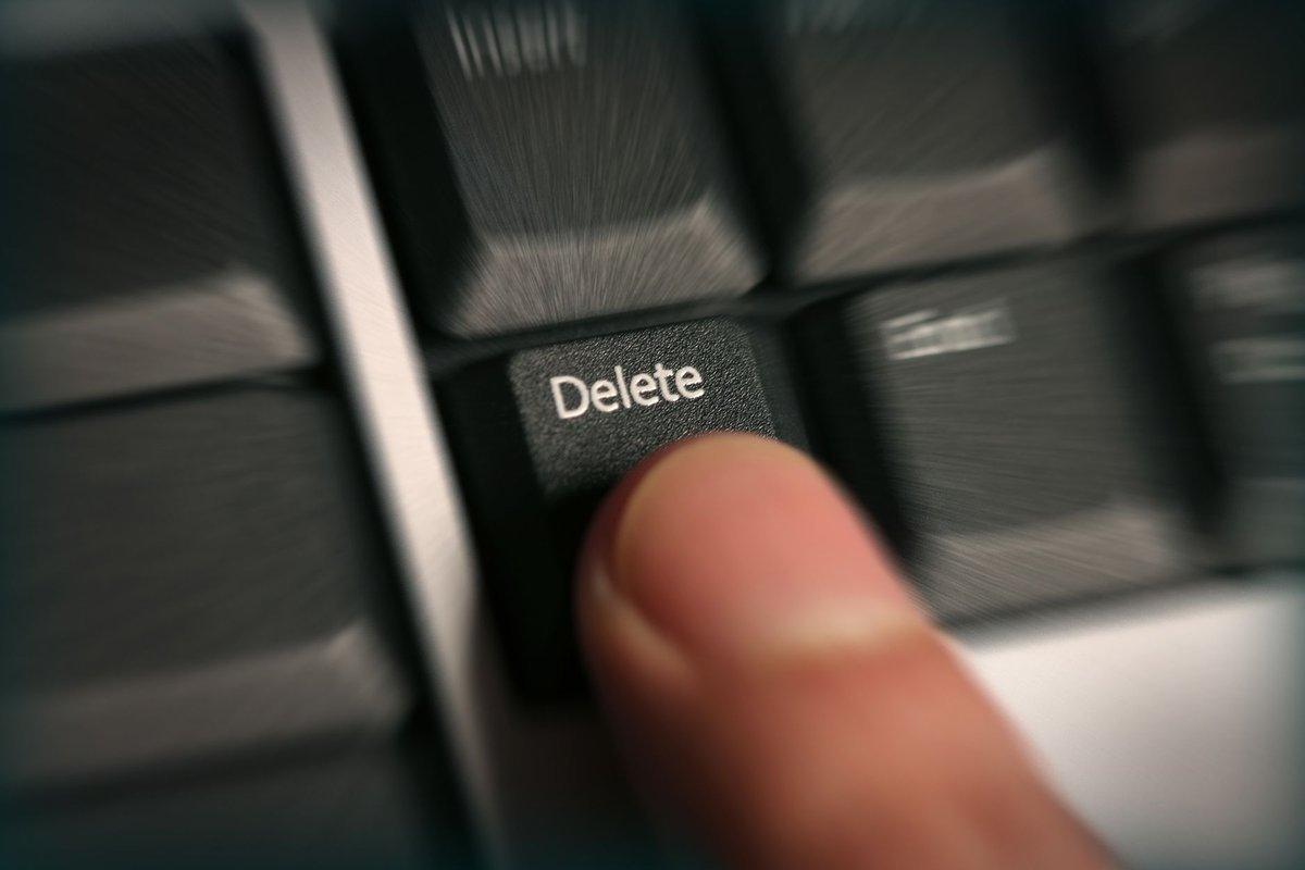Remoção de Conteúdo da Internet