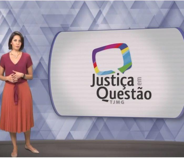 Programa Justiça em Questão - TJMG - Entrevista Advogado Dr. Matheus Costa de Melo Moreira - A Propriedade Intelectual e sua Proteção Jurídica